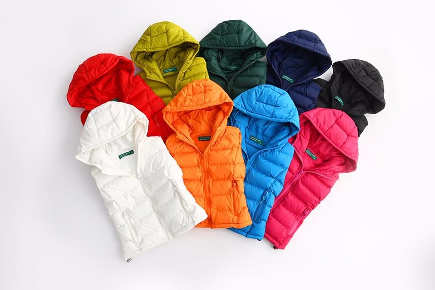 6611f6757f Chalecos para niños chaleco para niñas chaleco con capucha super ...