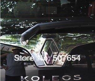 ФОТО Free shipping! High quality ABS chroms 1pcs Rear Trunk Streamer  for RENAULT KOLEOS