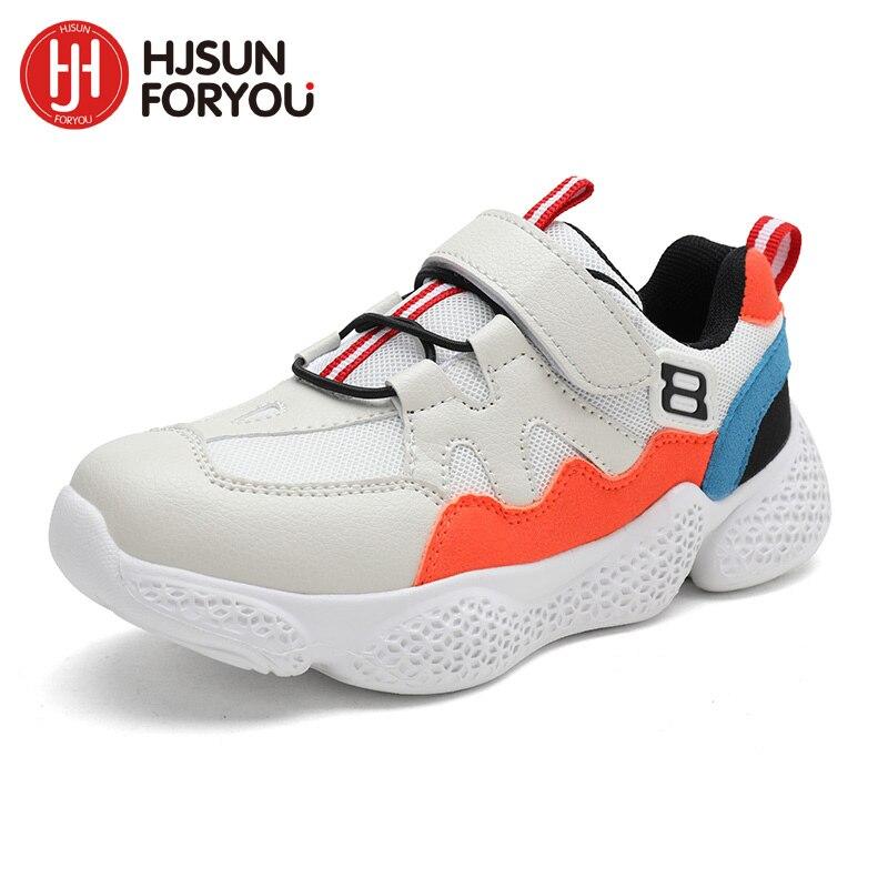 499ab7e1 Nowy styl dzieci buty chłopcy oddychające buty sportowe dla dziewcząt modne  buty w stylu casual dzieci