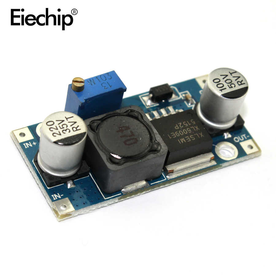 1 шт./лот XL6009 Booster Модуль усилителя питания модуль выхода регулируется Супер LM2577 модуль увеличения