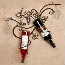 Freeshipping Мода железа винный шкаф винный шкаф винный шкаф стены