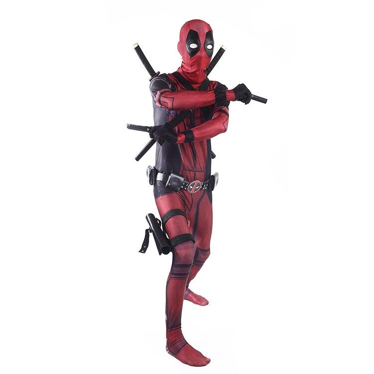 Deadpool Cosplay Costume Set 11