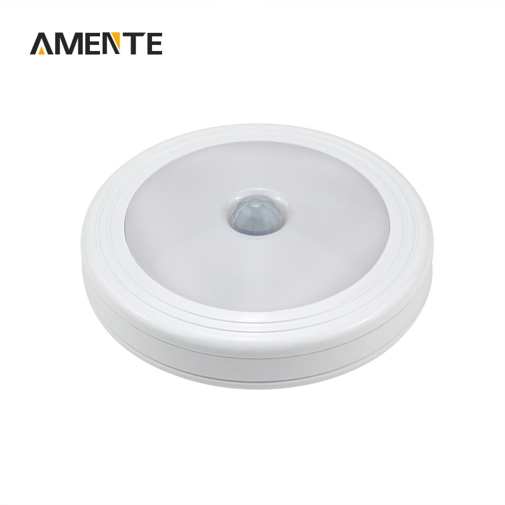 Led night light warm white - High Quality Led Night Lights Infrared Pir Motion Sensor Activated Led Lamp White Warm White