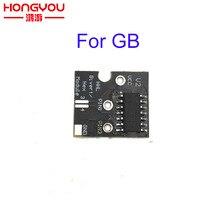 10 sztuk DIY moduł Bivert dla gra na nintendo Boy DMG 01 konsola podświetlenie/odwróć/Hex Mod