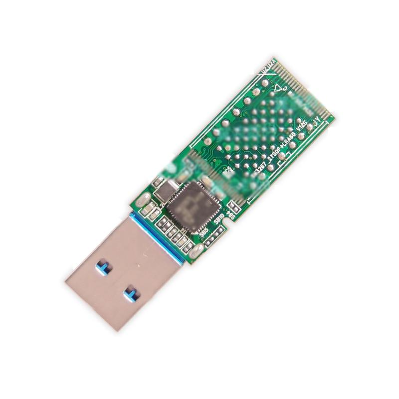 DIY U Disk PCB USB 2.0 LGA70 Hynix NAND Flash For IPhone 6S 7 Large Fast Speed U Disk