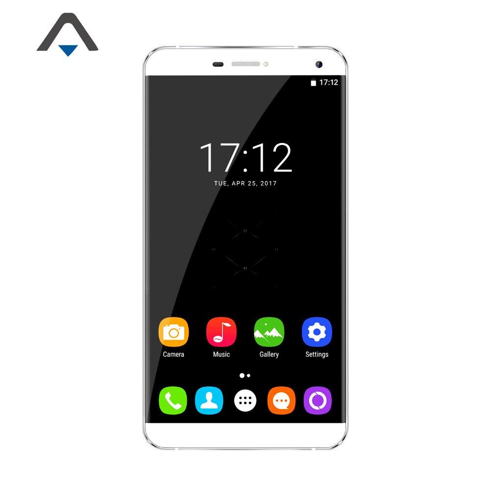 Oukitel U11 PLUS mobile phone RAM 4GB ROM 64GB 4G Octa Core Android 7 0 fingerprint