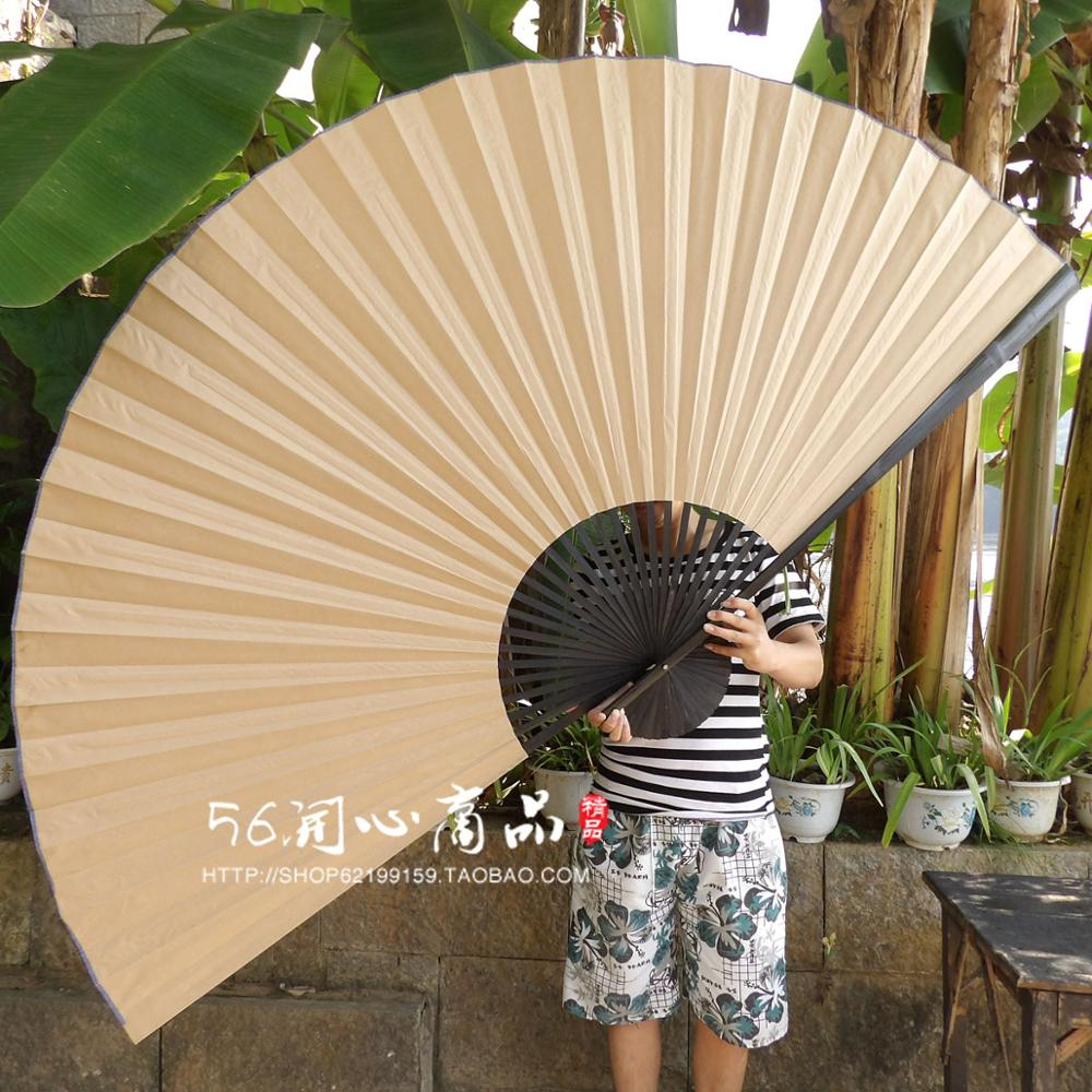 I AM YOUR FANS ]Free shipping 1pc 63X110CM Asian Giant Decoration ...