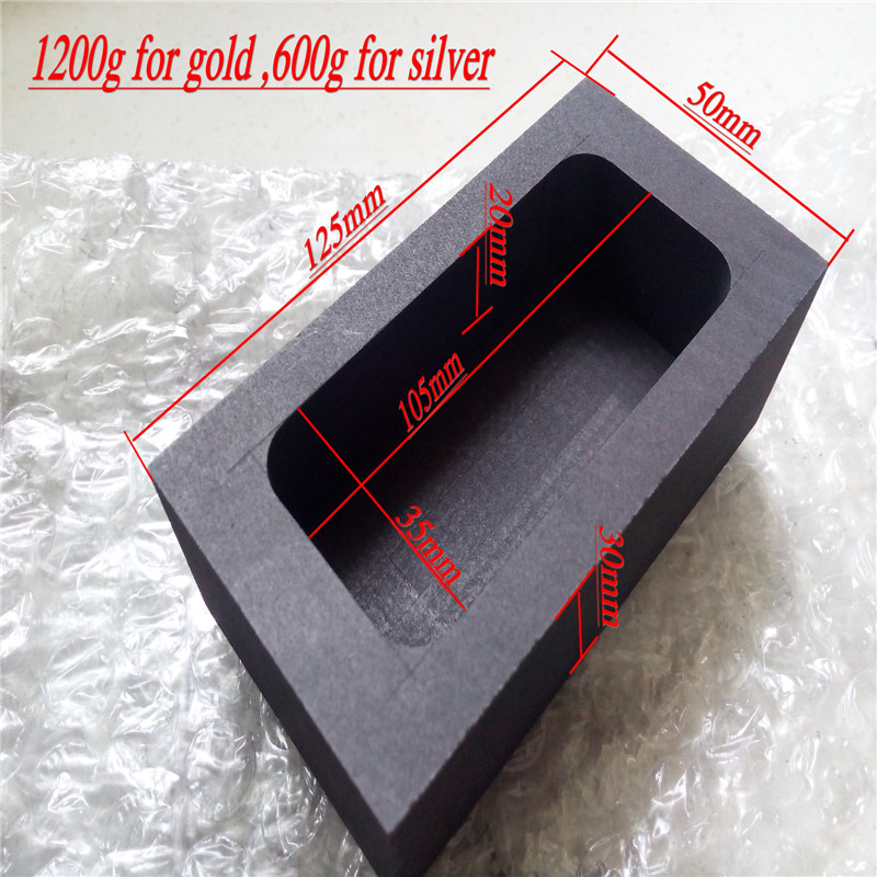 ФОТО high purity  graphite ingot mold