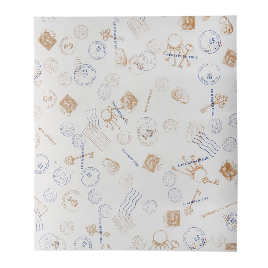 Wax Paper Food Wrapping Paper Greaseproof Baking Paper Soap Packaging Paper Oil standard key models