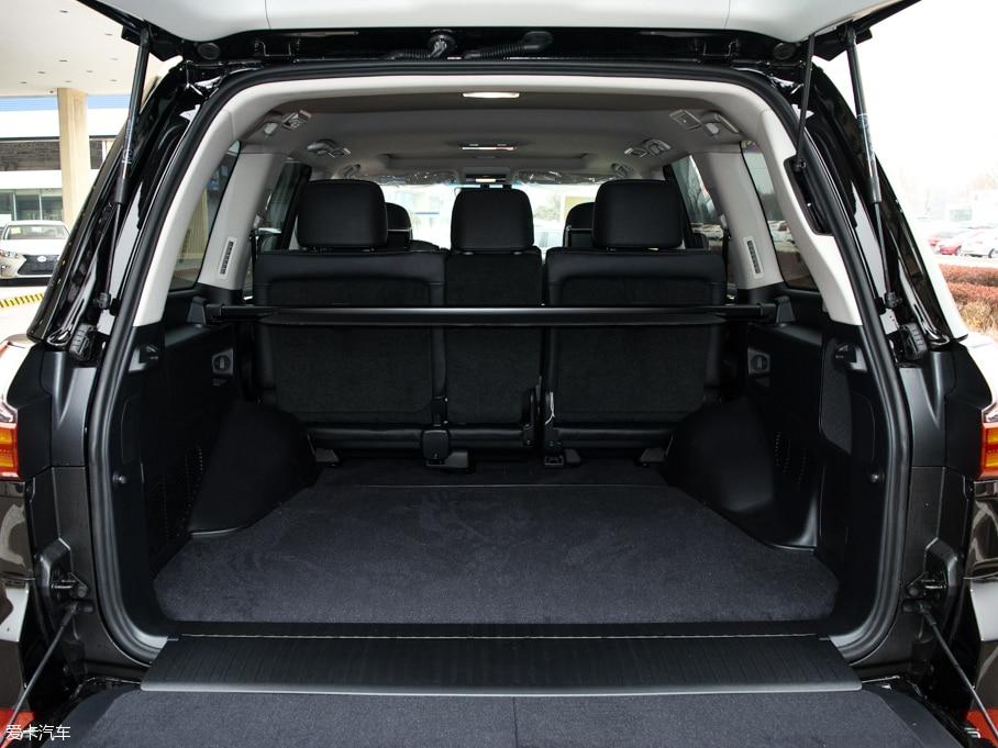 CHOWTOTO Specijalni podmetači za prtljažnik za novi Lexus LX 570 5 - Dodaci za unutrašnjost automobila