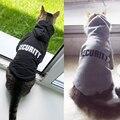 Sicherheit Katze Kleidung Haustier Katze Mäntel Jacke Hoodies Für Katzen Outfit Warm Pet Kleidung Kaninchen Tiere Pet Kostüm für Hunde 20 hoodie fashion hoodie hoodyhoodie for cat -