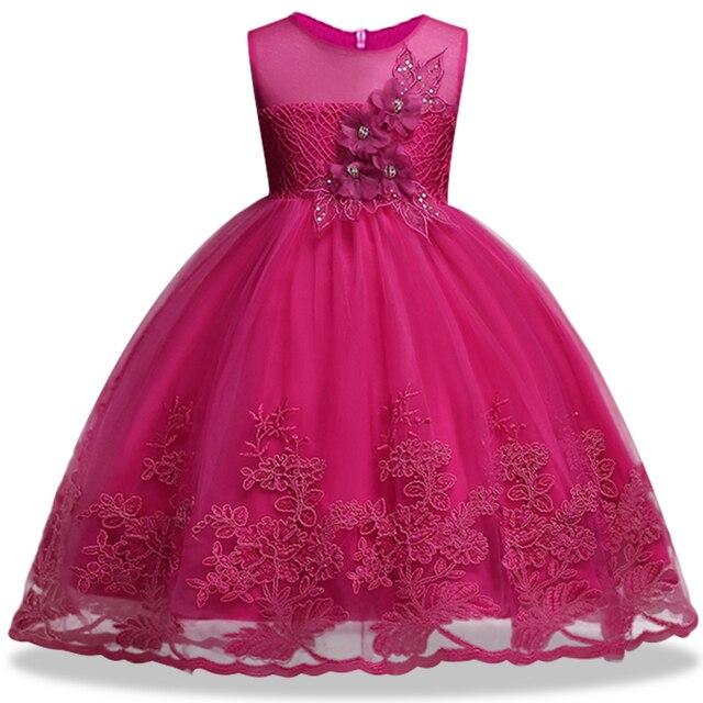 196e96719ab46 3-12 filles robes d'été nouveaux vêtements pour enfants robe de princesse  pour
