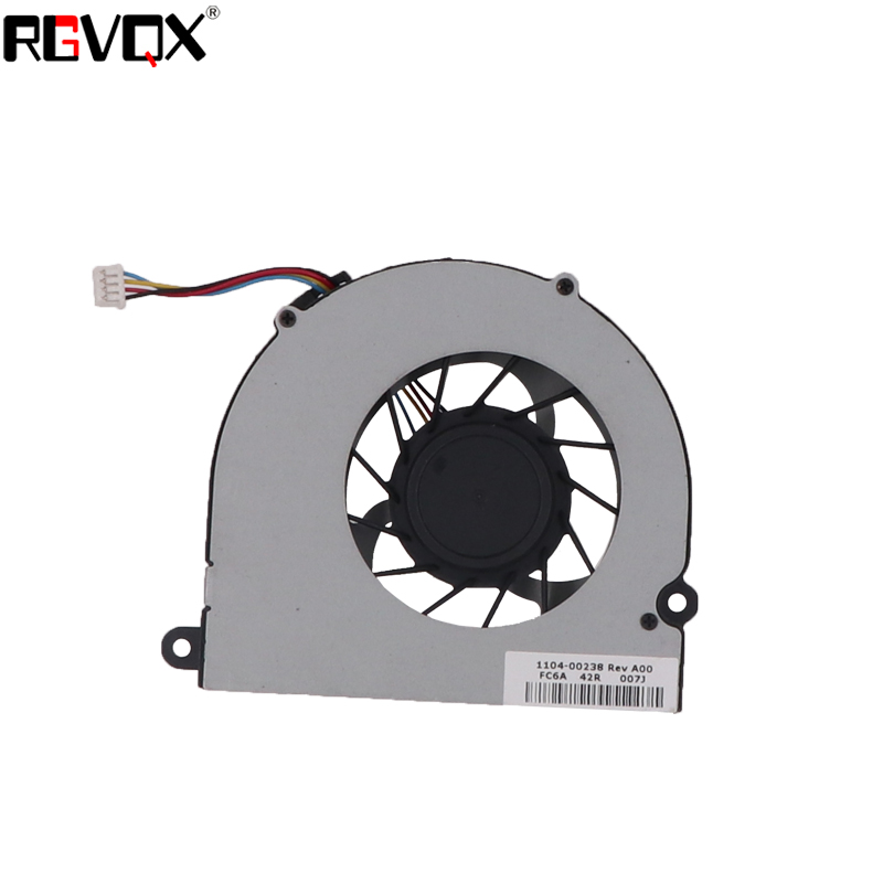 Купить с кэшбэком New Laptop Cooling Fan for Lenovo N480 PN: 011816B CPU Replacement Cooler Radiator