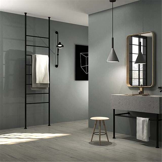 Beibehang Nordic stil grau klar einfache moderne ins tapete wohnzimmer  schlafzimmer blau einfarbig kleidung shop neue wand papier