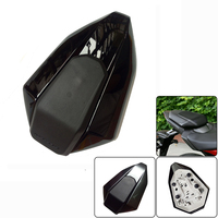 MT07 FZ07 Motorcycle Rear Seat Cover Cowl Painted MT 07 FZ 07 ABS Plastic for YAMAHA MT 07 FZ 07 2014 2015 2016