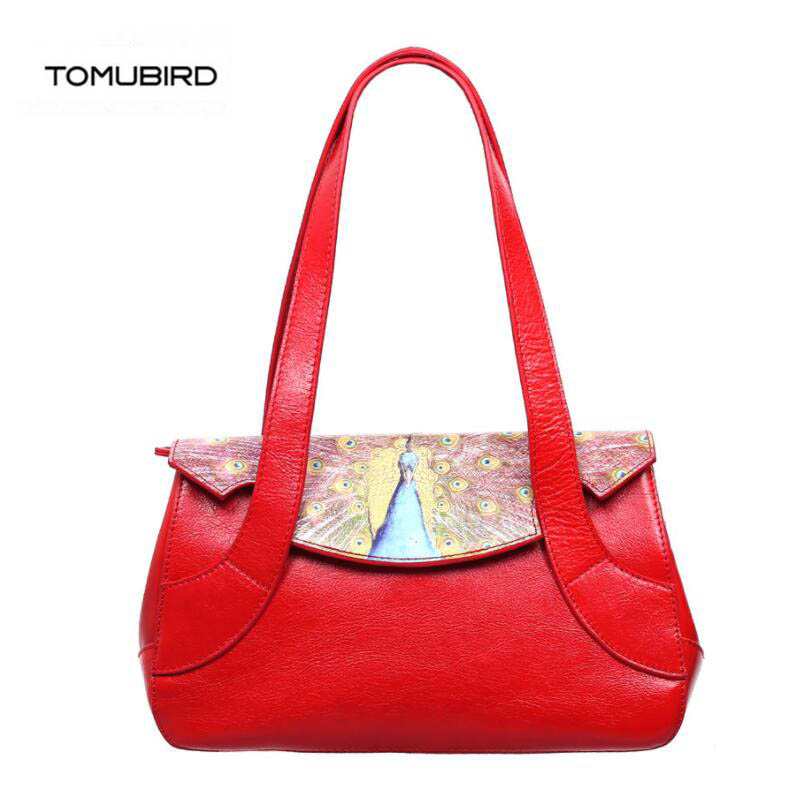 2018 New women genuine leather bag brands top quality cowhide printing Flower women handbags fashion leather tote bag 2018 new women bag genuine leather brands top quality cowhide chinese style embossed women handbags fashion leather tote bag