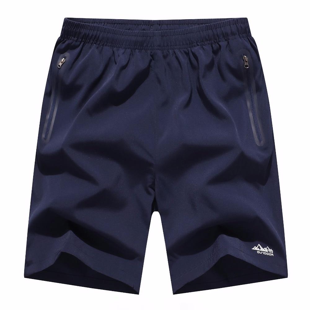 2018 degli uomini di Casual Estate Shorts Sexy Pantaloni Della Tuta Maschile di Fitness Bodybuilding Allenamento Uomo di Modo Crossfit pantaloni di Scarsità ae397