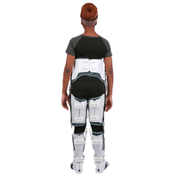 FULI medical correction deformity adjustable hip joint knee foot fixed protective device lower limb support knee orthosis