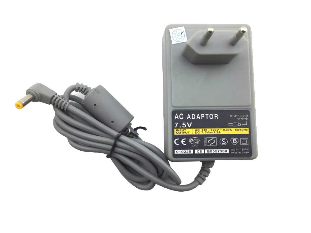 New High Quality For PS1 PSONE Accessories AC Adapter Power