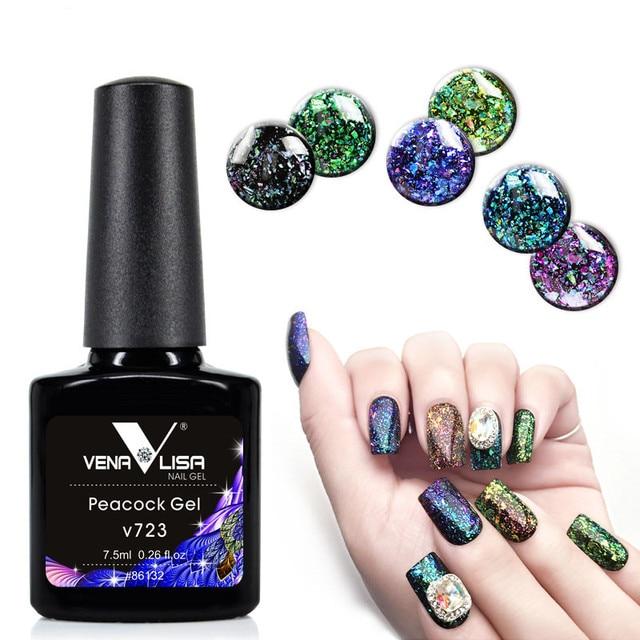 1pc New Nail Art Diy Design Venalisa Diamond Supper Shining Starry