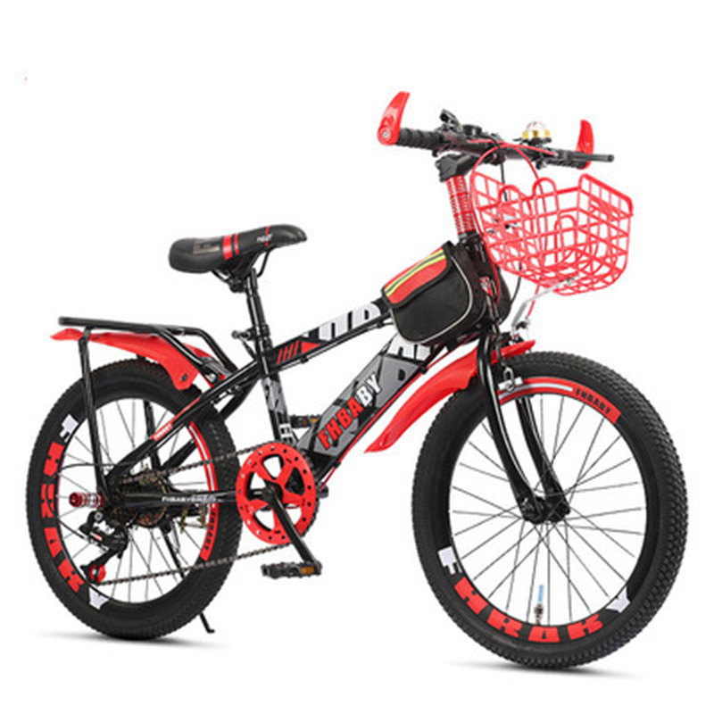 Primary And Middle School Students 24-Inch Mountain Speed Change Bicycle Children And Youth Mountain Bike