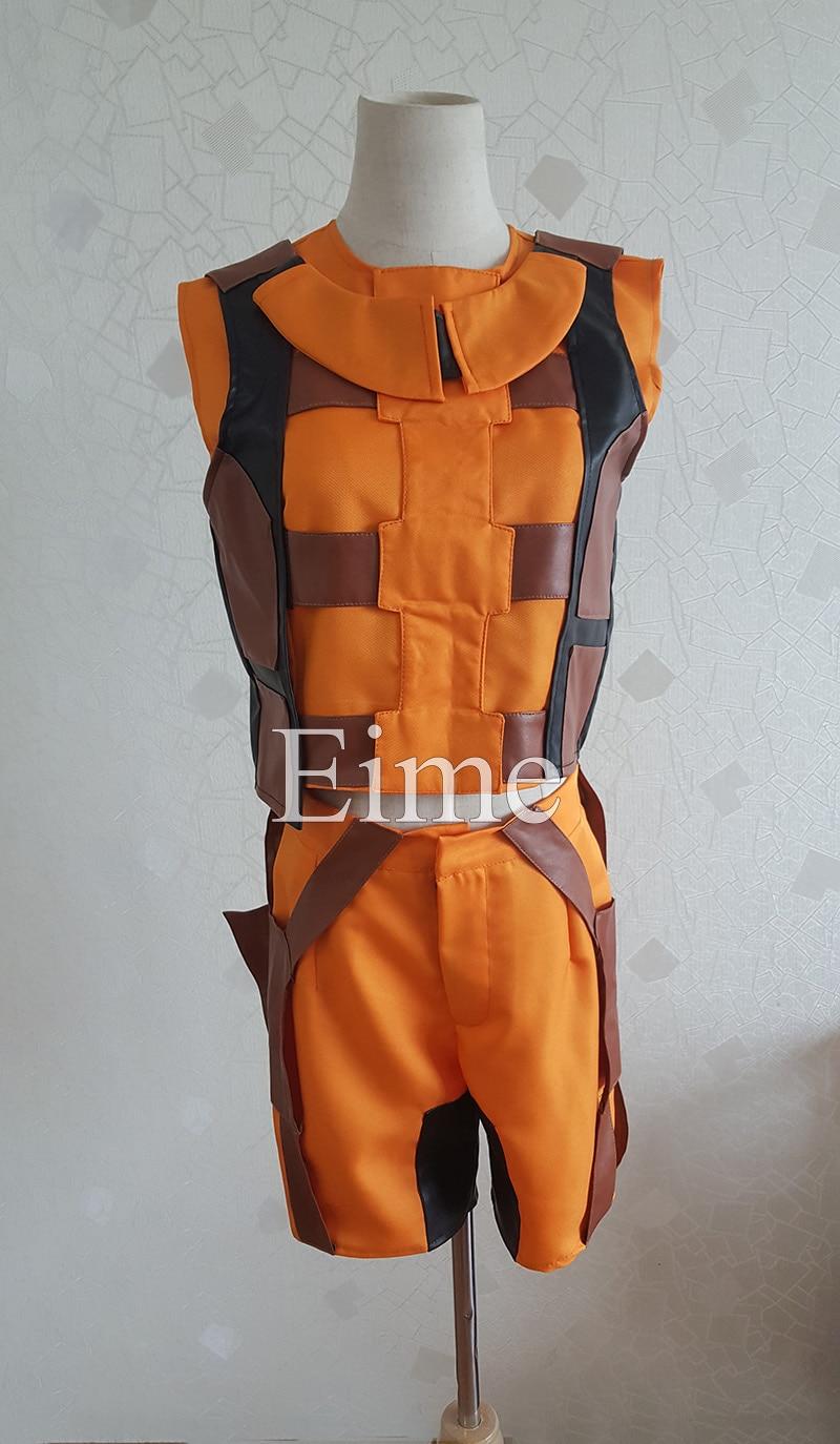 Movie Guardians of the Galaxy Rocket Raccoon Cosplay Costume Unisex Halloween Carnival Uniforms Top+Pants Custom Made