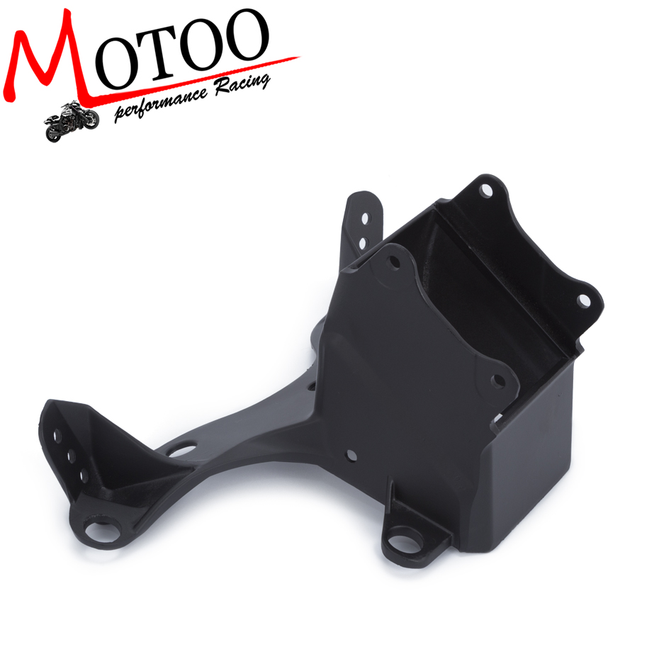 Motoo FREE SHIPPING Upper Fairing Stay Bracket for Yamaha R6 2006 2007 R6S 2006 headlight fairing