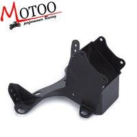 Motoo FREE SHIPPING Upper Fairing Stay Bracket for Yamaha R6 2006 2007 R6S 2006 headlight fairing stay bracket
