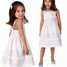 2016, Лето, Новый Принцесса Платье Девушки дети Большой Лук Платье Девушки Детская Одежда платье Девушки Vestido Infantis 1