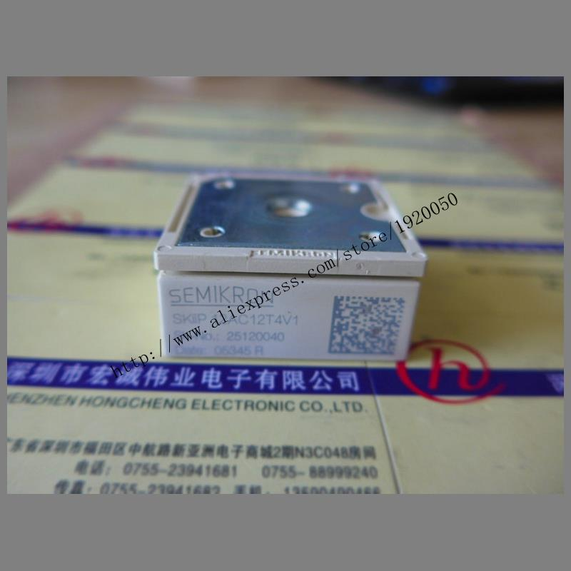 SKIIP12AC12T4V1 module Special supply Welcome to order ! igbt module skiip12ac12t4v1 skiip12ac126v1 rndz