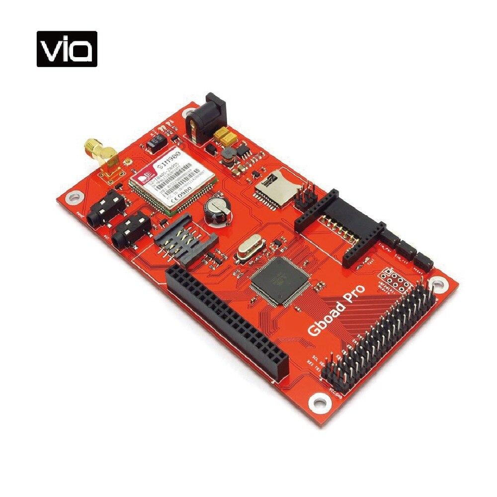ФОТО ITEADUINO Gboard Pro Free Shipping GSM/GPRS SIM900 Stable Gboard Pro Development Board ATmega2560 Microprocessor