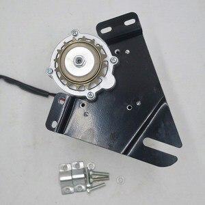 Image 3 - 24V 36V 350W חשמלי אופני אופניים מנוע המרת ערכת חשמלי הילוכים מנוע סט עבור משתנה מרובה מהירות אופניים