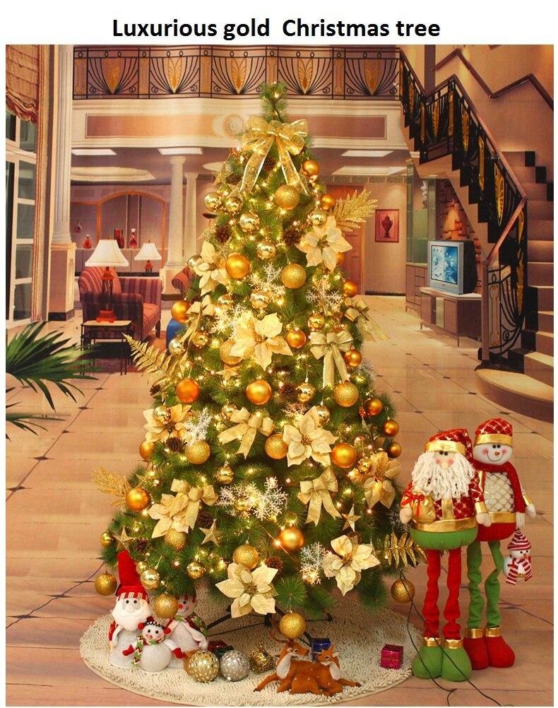 tienda online cm pies multicolor led iluminado rbol de navidad paquete de rbol de navidad ajustando venta al por mayor