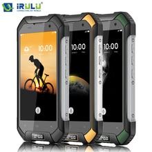 Blackview BV6000 Android 6.0 Octa Core 4G LTE IP68 A Prueba de agua 4.7 pulgadas HD MTK6755 Smartphone 3 GB RAM 32 GB 13MP ROM En Stock nueva