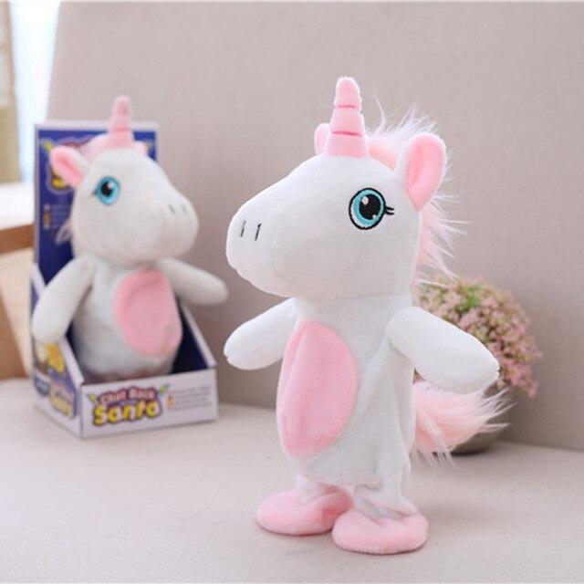 Robot Unicorn Sound Control Interactive Unicorn Electronic Toys