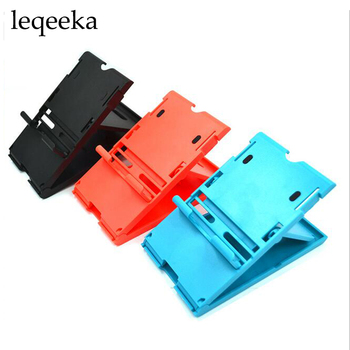 NEW Compact Playstand Desktop Stand For Nintendo Switch NS Game Console Holder Adjustable Angle Foldable Base Bracket for iPhone