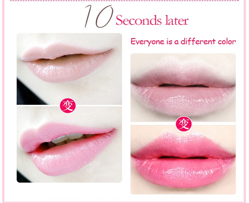 Jelly Flower Lipstick Lip Gloss Transparent Moisturizer Makeup - Makeup - Photo 6