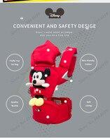 Disney Ergonomische Draagzak Met Pop Sling Rugzak Heupdrager Baby Wrap Sling Pasgeboren Kangoeroe Baby Houder Riem voor Kinderen 2
