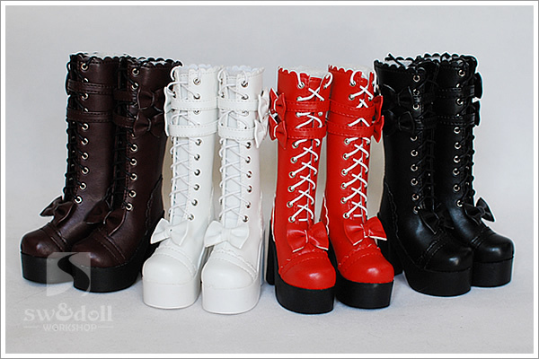 1/3 1/4 Scale BJD shoes for dolls.doll shoes for BJD/SD.A15A1254.only sell doll shoes.not included the doll and clothes
