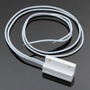 Image 3 - 5 çift/grup MC 38 ABS kablolu kapı pencere sensörü manyetik anahtarı ev Alarm sistemi dedektörü aile koruyucu beyaz GT