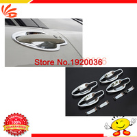 High Quality ABS Chrome Plating Electroplate Protection Cover Sticks Door Handle Door Bowl Film For BYD
