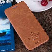 Оригинал Mofi Для Huawei Honor 8 5.2 дюймов Телефон Случаях Luxury Флип Кожаный Чехол Для Huawei Honor 8 Случая Стойки