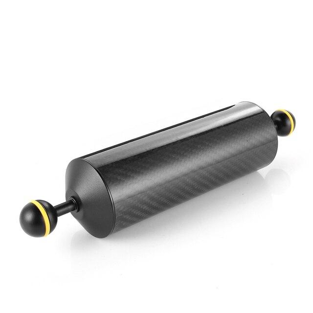 """330 мм 13 """"углерода Волокно поплавок плавучести Aquatic ARM махрово Дайвинг Камера лоток"""