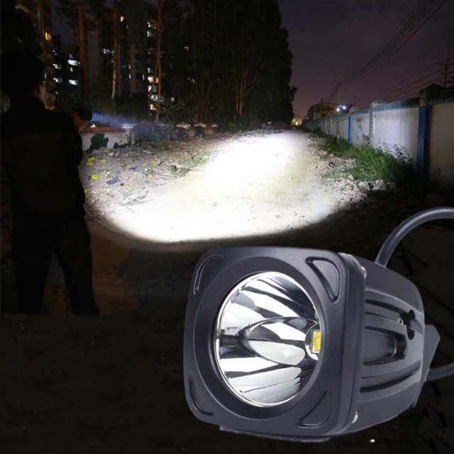 Truck Spot Light >> 12v 24v Ip68 Far Spot Car Truck Spotlight Heavy Duty Headlights 4x4