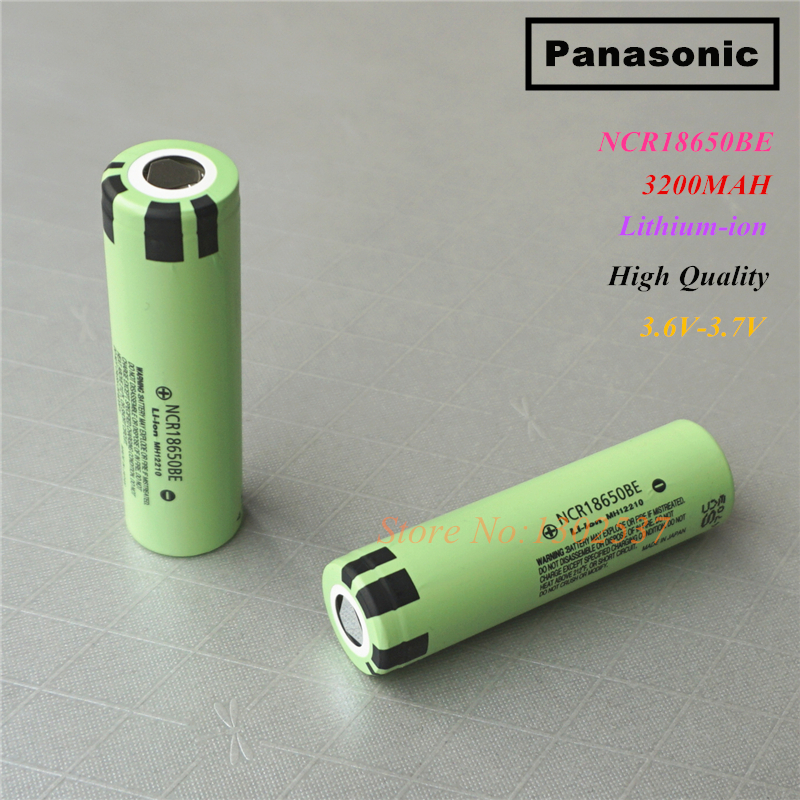 High Drain For Panasonic Ncr 18650 Bm Ncr18650bm 3200mah