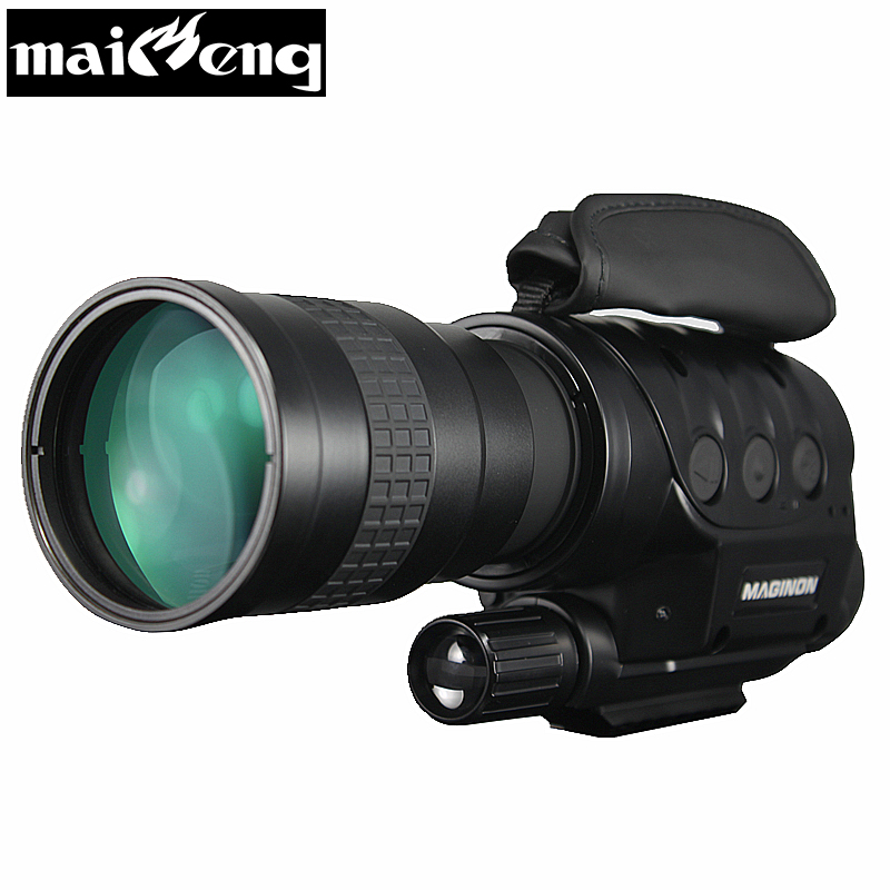 Professional Night Vision Monocular Digital Infrared Tactical Telescope Hd Long Range Military Hunting monocular High Quality infrared night vision binoculars military high definition digital camping hunting monocular telescope