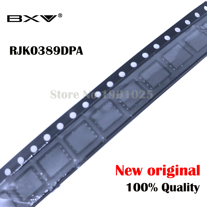 10pcs RJK0389DPA RJK0389 K0389 MOSFET QFN-8 New Original