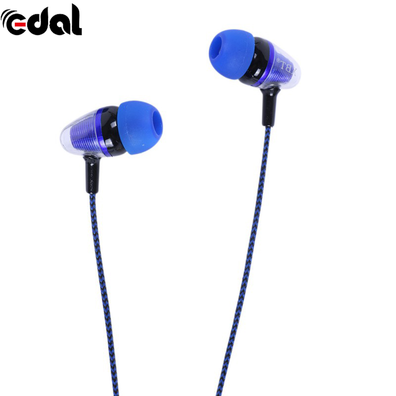 Line Type Super Bass clear Voice Earphone Headset Mobile Computer MP3 Universal Earphone For Young People