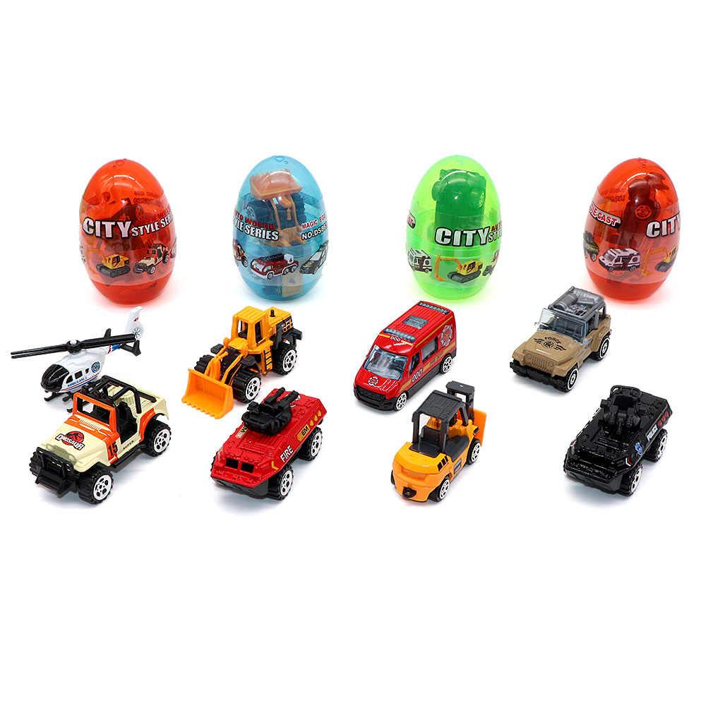 Mini Alloy Diecast Menarik Kembali Model Mobil Bola Mainan untuk Anak Laki-laki Anak Koleksi Brinquedos Kendaraan Kecil Trek Balap Hadiah Simulasi