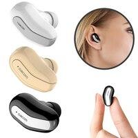 DACOM K8 Wireless Bluetooth Earphone Micro Mini Invisible Earpiece Style 4.1 Lug Type Sports Bluetooth headphone for phone